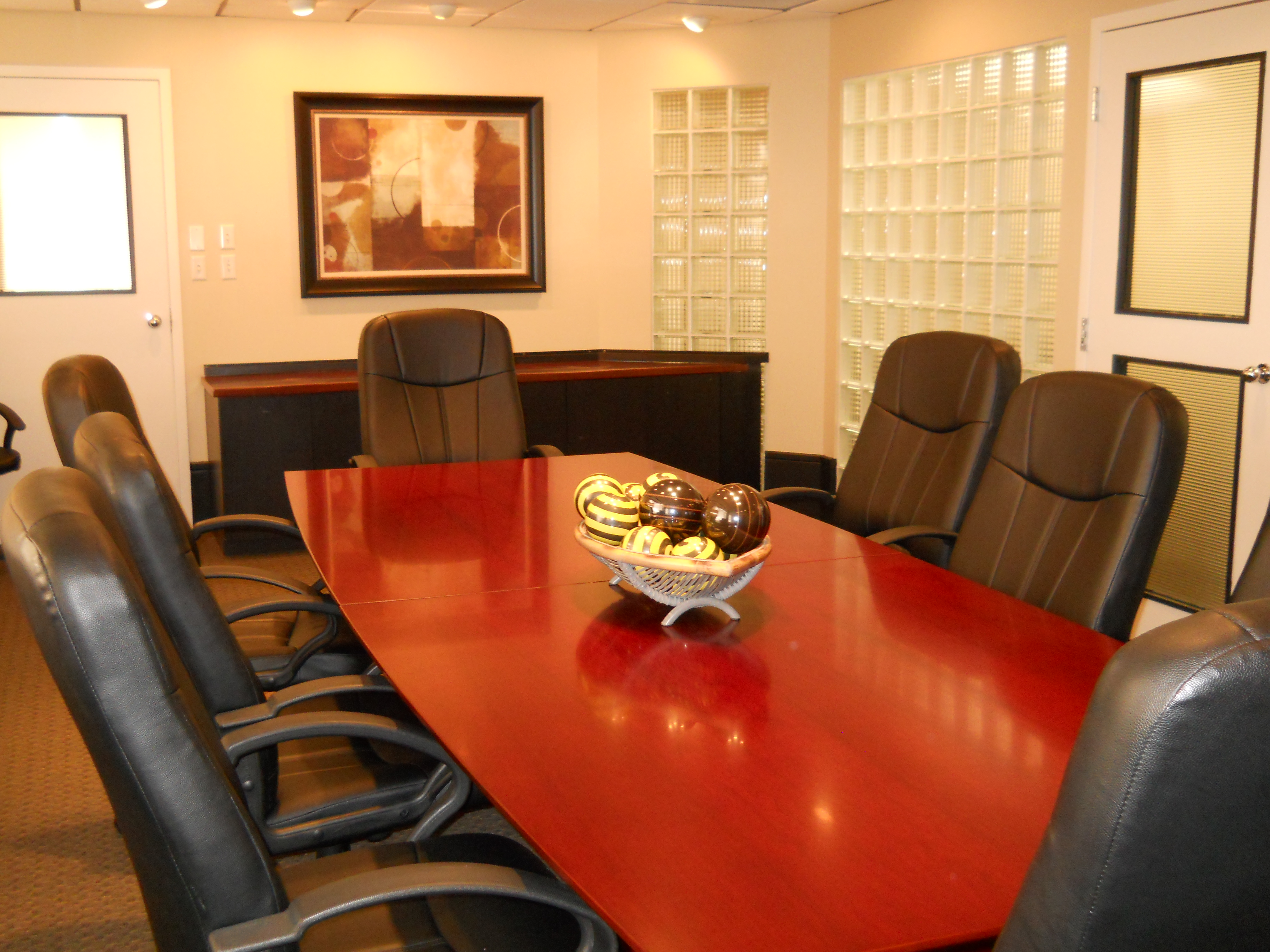 Alternate View of the Executive Conference Room