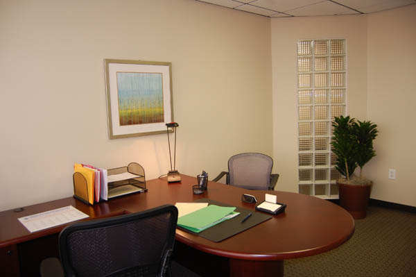A Sample Office from Southwest Suites