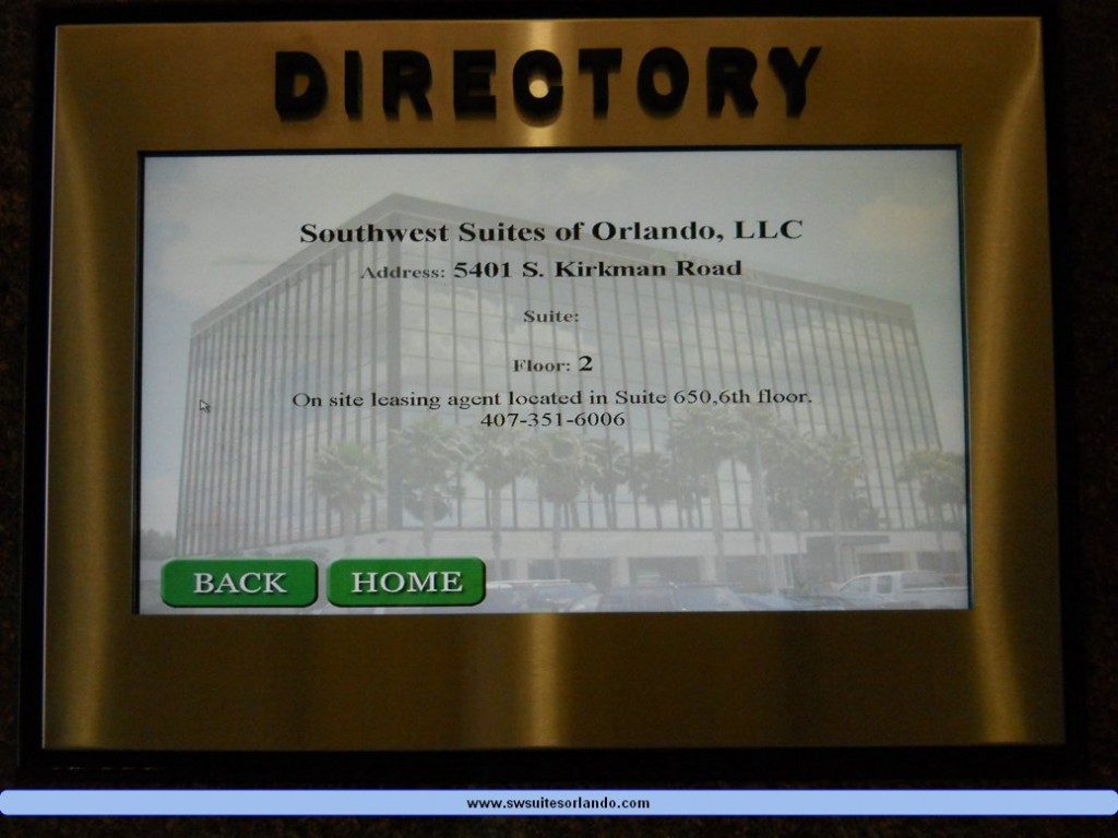 Electronic Business Directory