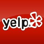 Yelp logo - local search